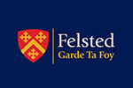 3D Virtual UK clients - Felsted School Logo
