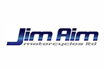 3D Virtual UK clients - Jim Aim Motorcycles Logo